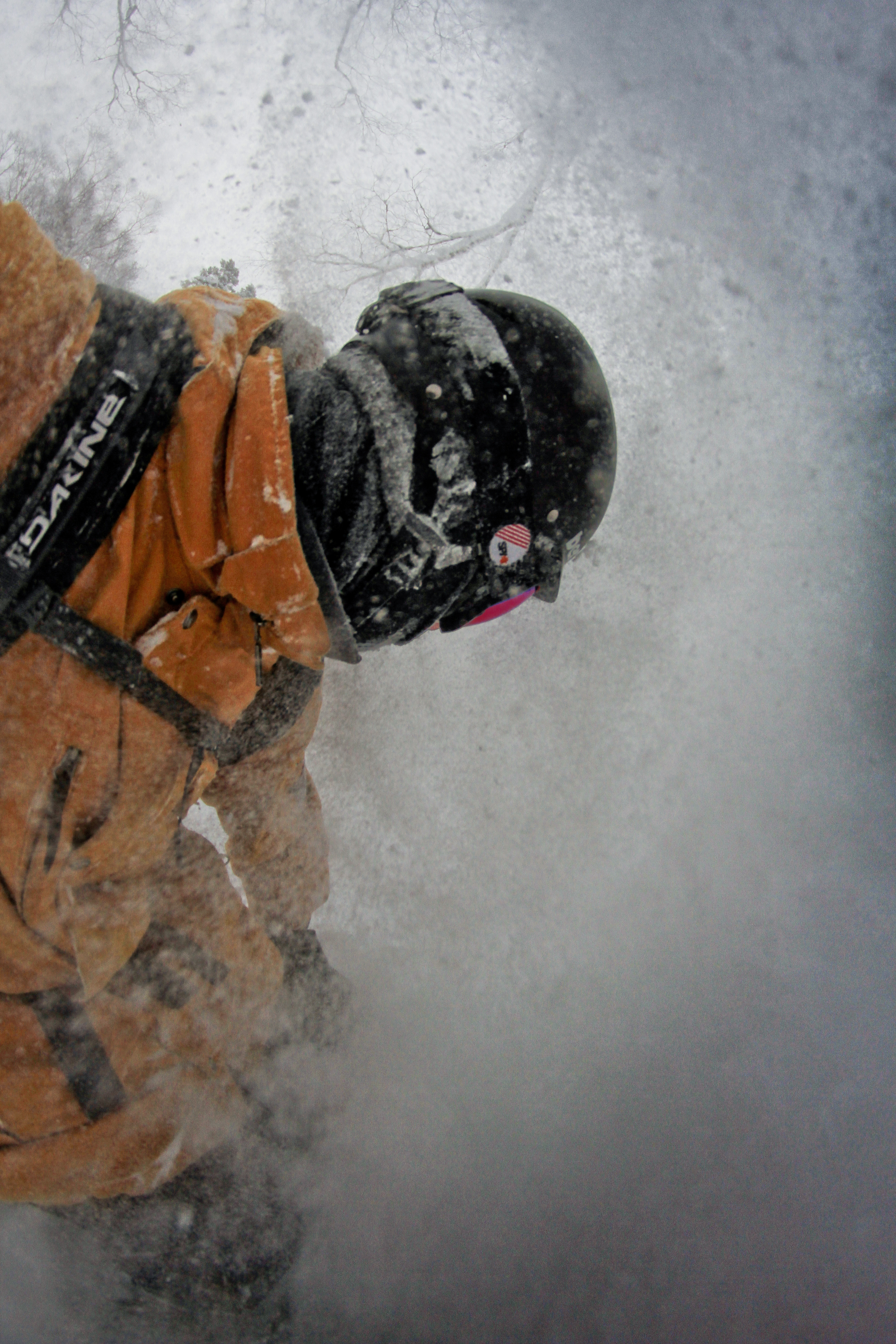 Inside the white-room with the Freeride snowboard school Independent in Verbier