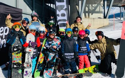 Let the Kids Ride (Free Snowboard Event Verbier)