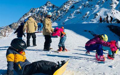 LTKR snowboard event a success!